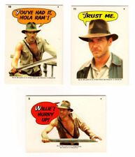 Indiana Jones Adventure Collectable Trading Cards
