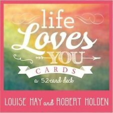 Life Loves You Cards by Louise Hay Robert Holden