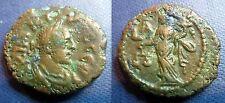 Monnaie Coloniale Romaine Tétradrachme CARUS (282-283) Alexandrie