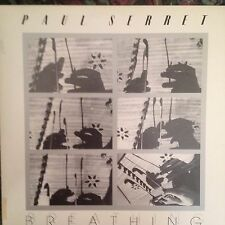 PAUL SERRET 'BREATHING'    RARE LP IN NEW CONDITION CANADIAN IMPORT