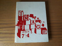 1974 Irondale High School yearbook New Brighton Minnesota