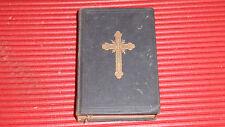 "ANTIQUE SWEDISH PSALM/PRAYER BOOK 1819 CHRISTIAN RELIGIOUS 41/2"" X 3"""