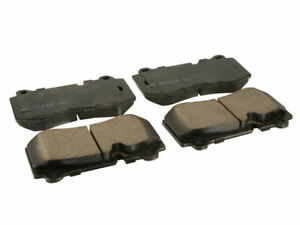 For 2007-2013 Mercedes S550 Brake Pad Set Front Akebono 41352YS 2008 2010 2012