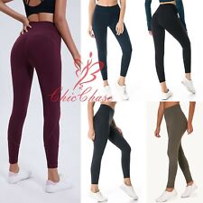 FITINCLINE Women Sculpt Leggings Yoga Pant Gym Fitness Sports Running Training