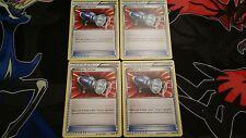 Trainer Item Pokemon Catcher x4 105/122 XY Breakpoint Playset (NM/Mint)