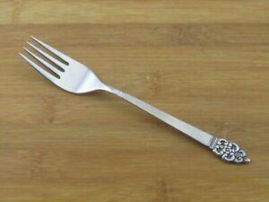 "Oneida Nordic Crown Dinner Fork Deluxe 7 1/4"" Stainless Flatware Silverware"
