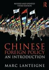 Chinese Foreign Policy: An Introduction by Marc Lanteigne    (h3)