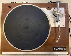 Marantz Turntable Platter Mat From 6370Q Rubber Clean No Damage