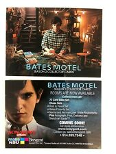 CHEAP PROMO CARD: Bates Motel Season 2 Breygent NSU ONE SHIP FEE PER ORDER