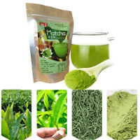 Tea Matcha Green Organic Powder Grade Ceremonial Japan 100% Natural Premium 80g