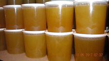 3 pots de 1 kilo Miel de fleurs  crémeux