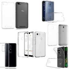 Handy Hülle Silikon Schutz Case TPU für WIKO / LG / ZTE / GOOGLE / HTC / ONEPLUS
