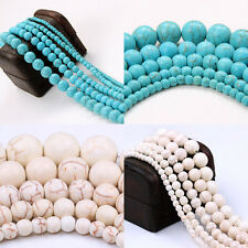 """Natural Turquoise Rice Beads Faceted 20mm 15.5"""" Strand Approx J14//1 20 beads"""