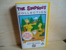 VHS The Simpsons Collection/Call of the Simpsons
