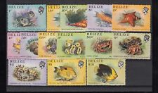 BELIZE STAMPS, SEA WORLD / FISH **MNH