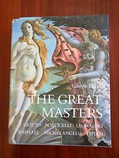 The Great Masters by Giorgio Vasari translated by Gaston de Vere 1988 Edition