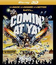 Comin' At Ya! Blu-Ray MVD Ferdinando Baldi 1981 Spaghetti Western restored uncut