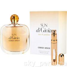 Giorgio Armani Sun di Gioia Eau de Parfum  Refillable Travel Atomiser 12m Spray