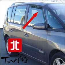 Déflecteurs de vent pluie air teintées pour Renault Espace IV 2002-2014