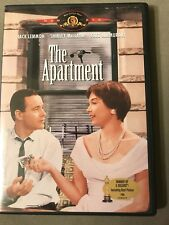 The Apartment Dvd Jack Lemmon, Shirley MacLaine Fred MacMurray Mgm