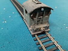 CUSTOM HO SCALE NON POWERED ELECTRIC POWERED MOBIL SHANTY