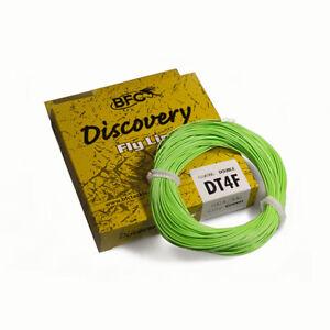 BFC Discovery Floating Weight Forward 100ft DT4F Fly Line