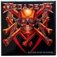 Megadeth Killing Is My Business Fridge Locker Magnet Official New