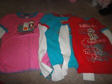"""Girl Tops - """"BOBBY  JACK """"  Size XL : Long Sleeves: 100% COTTONX  3 PIECES"""