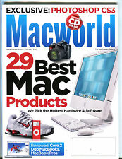 Macworld Magazine February 2007 29 Best Mac Products EX 072516jhe
