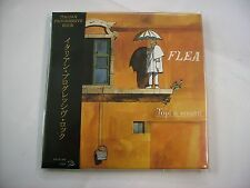FLEA - TOPI O UOMINI - CD NEW SEALED VINYL REPLICA BTF