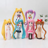 Sailor Moon Sailor Venus Mercury Mars Jupiter Miku 6pcs/set PVC Figures