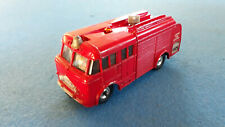 Dinky Toys 276 - Airport Fire Tender with Flashing light, Pompiers rouge 1:43