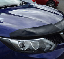Bonnet Trim Protector Bug Guard Wind Deflector To Fit Nissan Qashqai (2014-17)