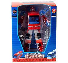 Robot Bus Toy Firetruck DIE-CAST Transformer Animation Children Kids Gift