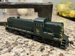 CNJ Central Railroad Of New Jersey Jersey Central Alco RSD-4/5 #1608 HO Scale