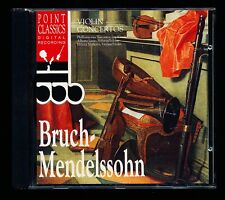 Bruch, Mendelssohn: Violin Concertos, Kol Nidrei, Helena Spitkova soloist, CD