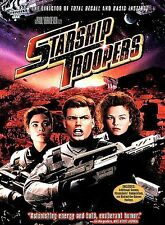 Starship Troopers (DVD, 1998, Keep Case Multiple Formats Closed Caption)