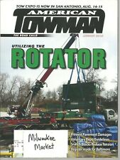 American Towman August 2015 Prevent Pavement Damages Voluntary Repo Guidelines