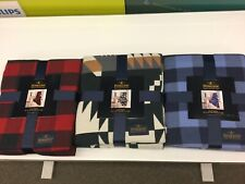 "Pendleton Home Collection Luxe Multi Color Throw Blanket  50"" X 70"""