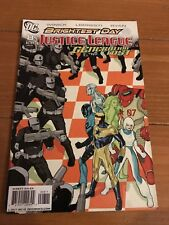 Justice League: Generation Lost #8 (2010) DC Comics