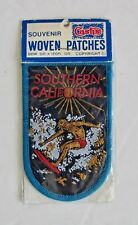 Vintage NOS Surfer Surfing Southern California Patch Surfboard Patches Australia