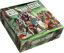 ZOMBICIDE: Season 2 - Prison Outbreak Board Game (Cool Mini or Not) #NEW