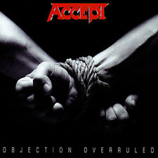 Accept - Objection Overruled [New CD] UK - Import