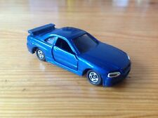 NISSAN SKYLINE GT-R R34. Tomica Tomy 1998 Very Good Condition !