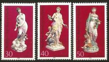 Germany Berlin 1974 MNH - Art - Porcelain Figures Venus, Astronomy, Justice