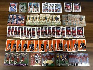 (83)  2000 Brian Urlacher RC Rookie 83 Card Lot