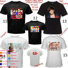 T-shirt All Size S,M,L~5XL Youth Infants One Direction 1D