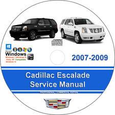 car truck service repair manuals ebay rh ebay com Cadillac STS Navigation System Manual 2007 cadillac escalade ext service manual