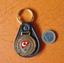 Vtg Keyring Turkiye Futbol Federasyonu Keycain Turkish football federation