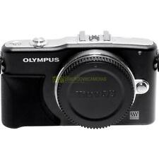 Olympus Pen E-PM1 mini nera fotocamera Mirrorless 12,3Mp. Formato micro 4/3 MFT